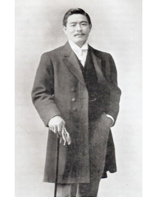 History of Maeda Mitsuyo (details)