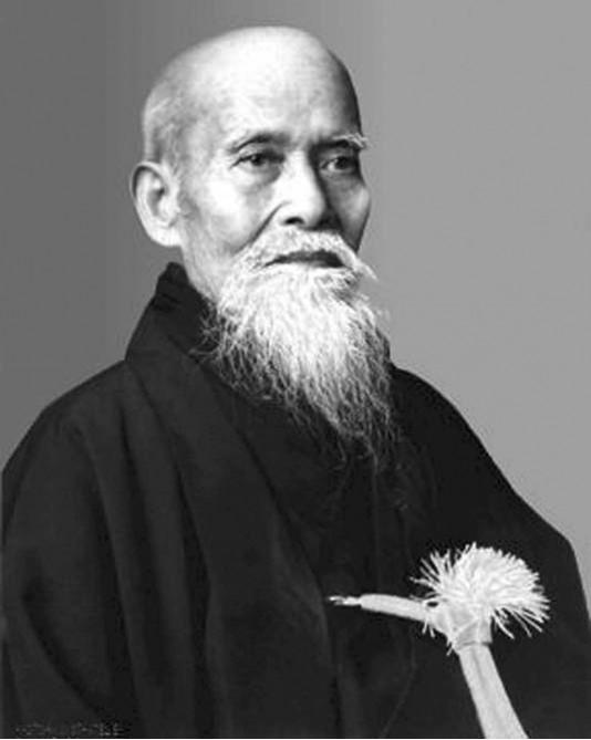 History of Morihei Ueshiba (details)
