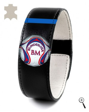 Magnetic bracelet for the third kit of FC BAYERN MUNICH