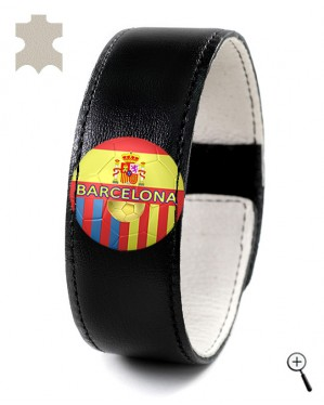 Magnetic bracelet for the third kit of BARCELONA (details)